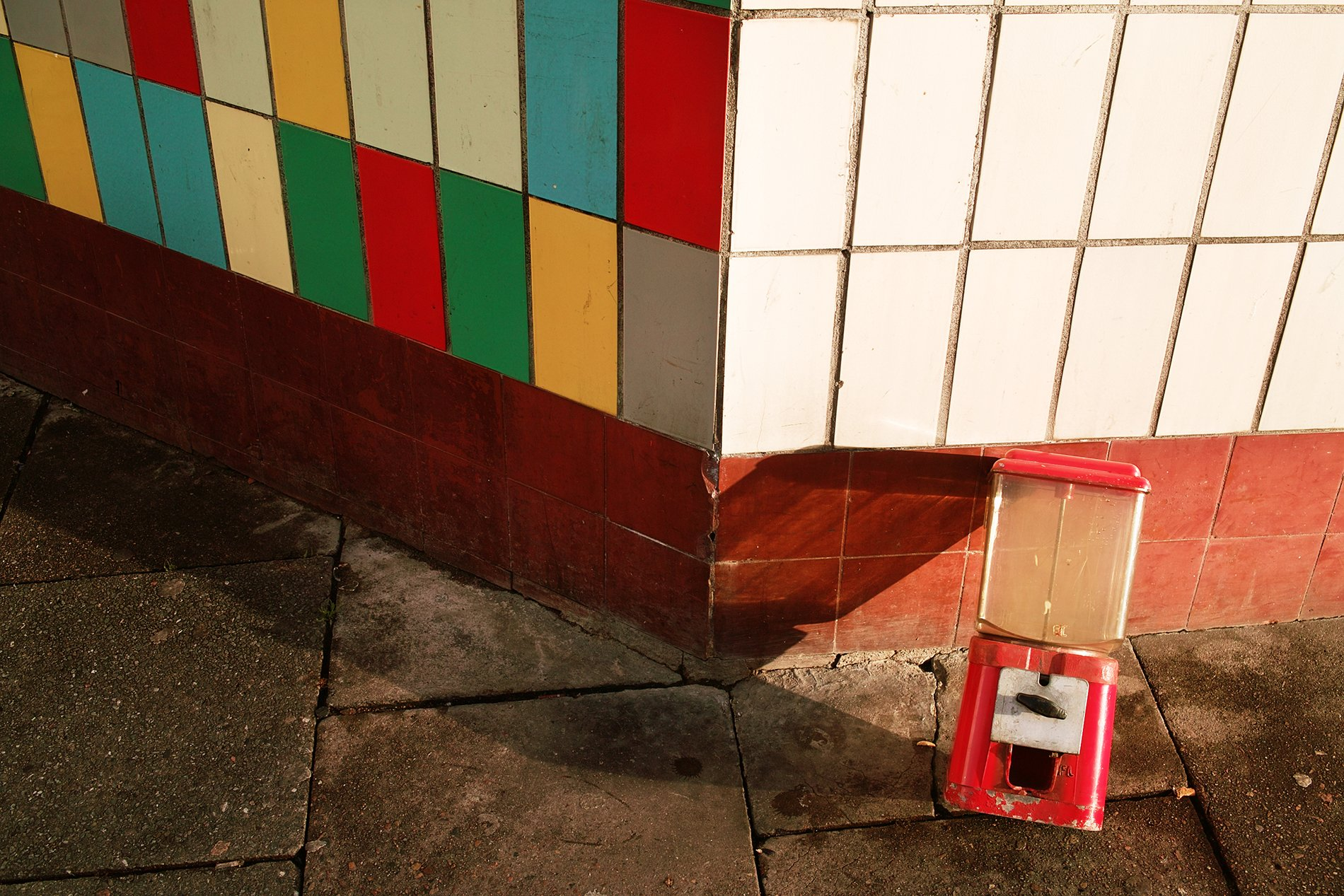 street photography, colorful, by Manuel Armenis