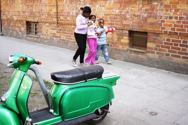 street photography, colorido, de Manuel Armenis