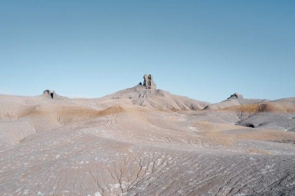 fotografia di paesaggi a colori nello Utah, USA, di Cody Cobb