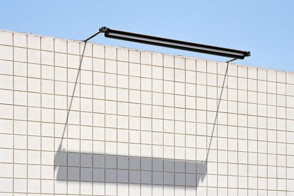 architecture color photography aesthetic and utilitarian effect in the greater Los Angeles area by Sinziana Velicescu