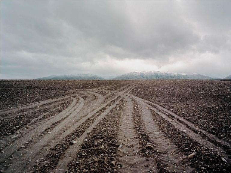 Photographie de paysage désertique par Cody Cobb