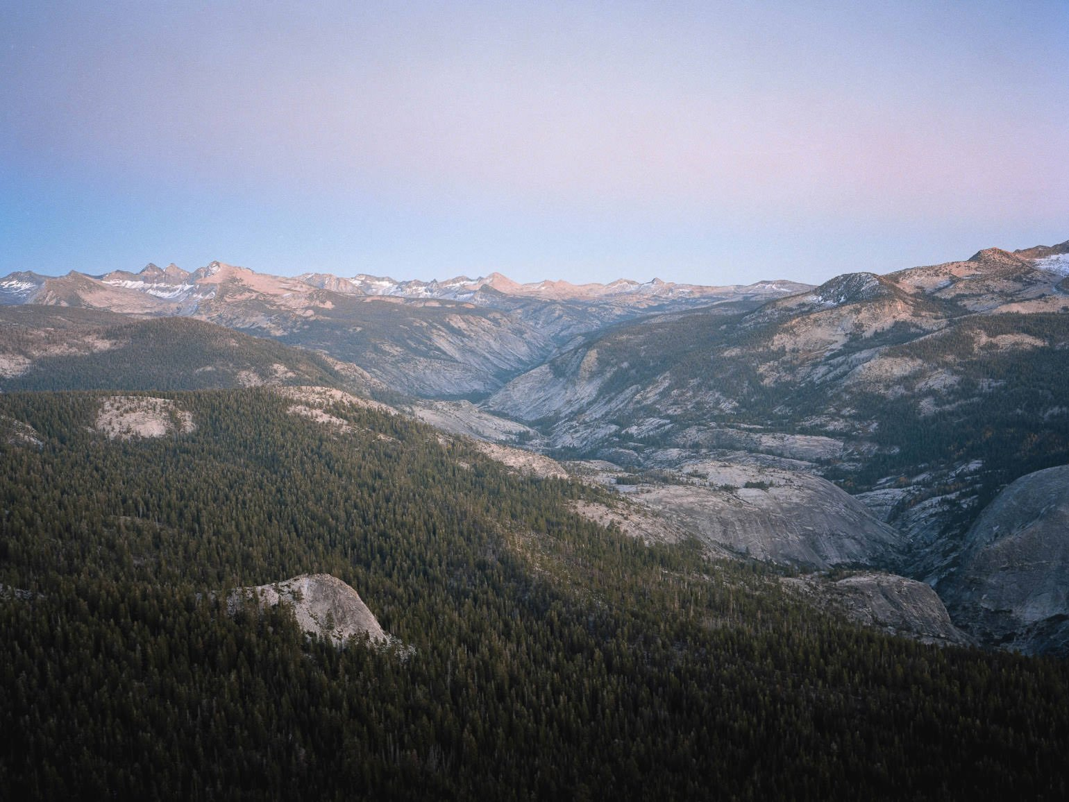 Landscape mountain color photography by Cody Cobb