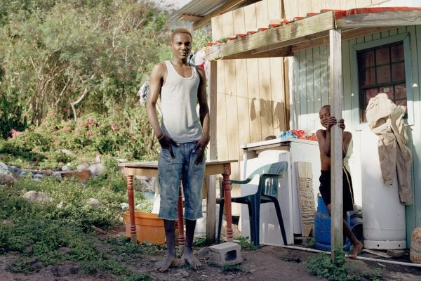 color portrait photography in the Caribbean island of Nevis, by Catherine Hyland