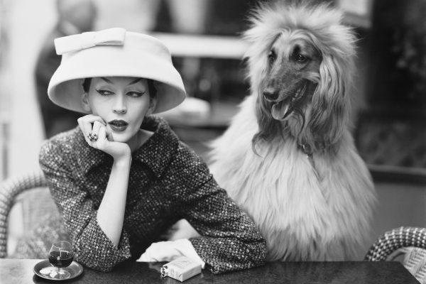 Fotografía en blanco y negro Richard Avedon