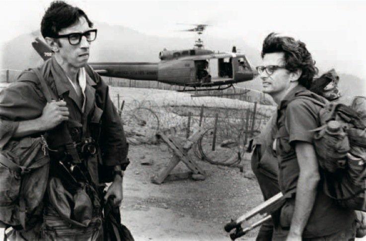 Denis Cameron & Richard Avedon, South Vietnam Black and White Photography Richard Avedon