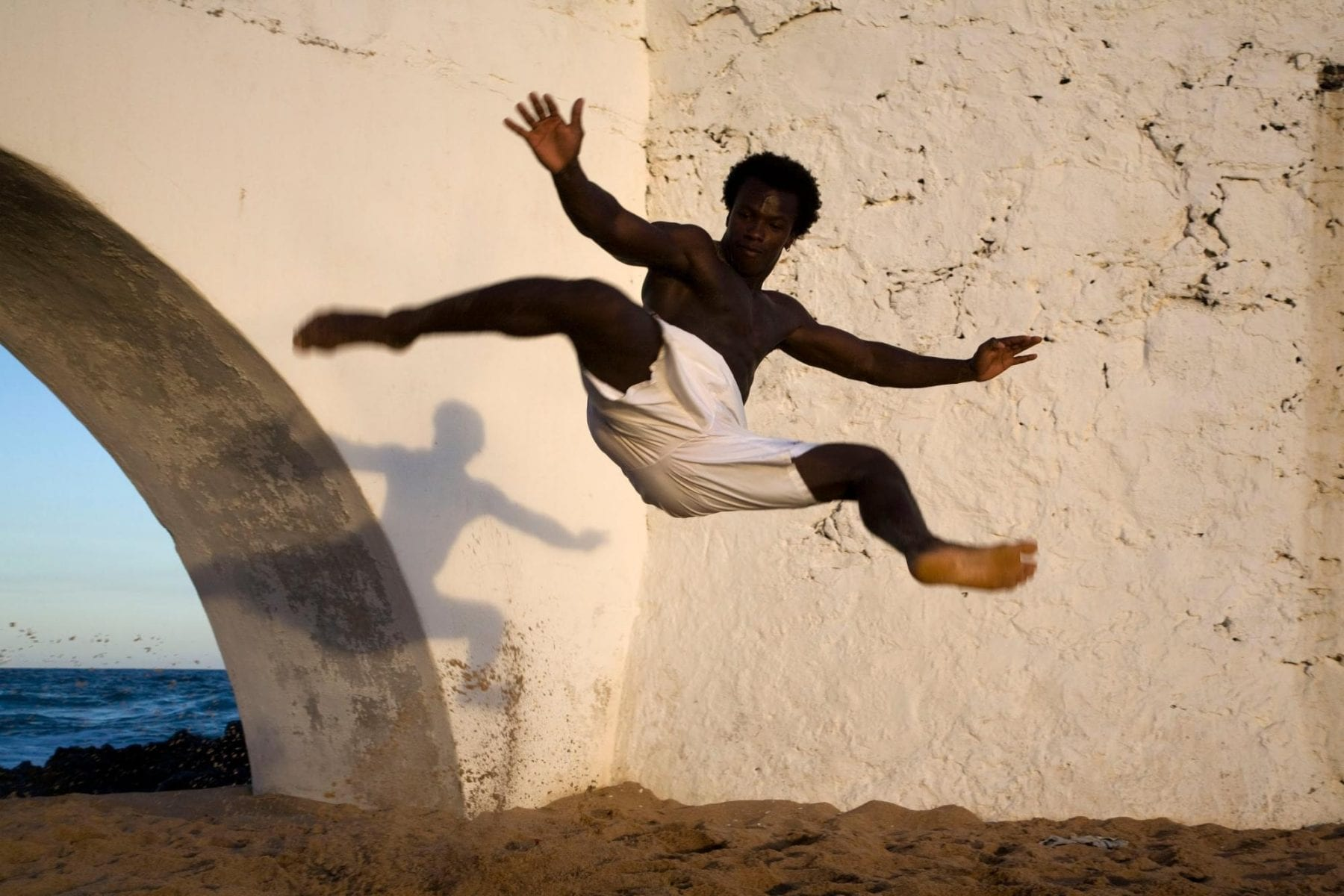 Capoeira, Salvador da Bahia, Brasilien, 2007, Bruno Barbey