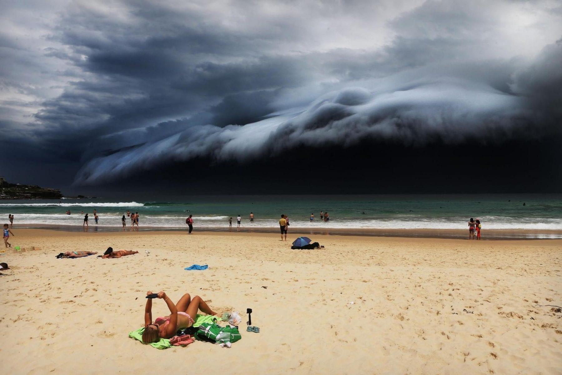 Image emblématique et célèbre de l'Australie par le photographe Rohan Kelly