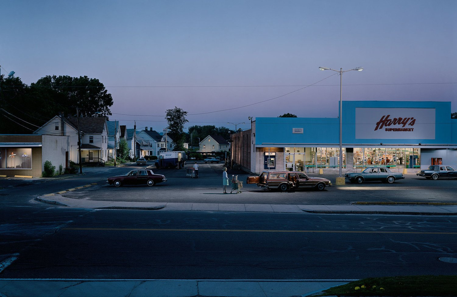 Supermercado Harry's Color Photography Gregory Crewdson