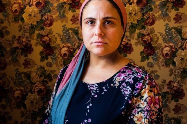 Portrait photograph of a woman by Kovi Konowiecki