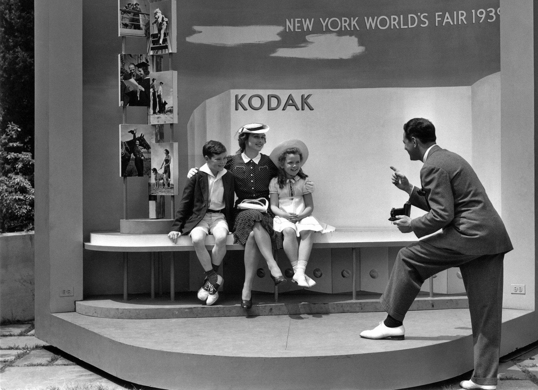 Courtesy of Kodak archive