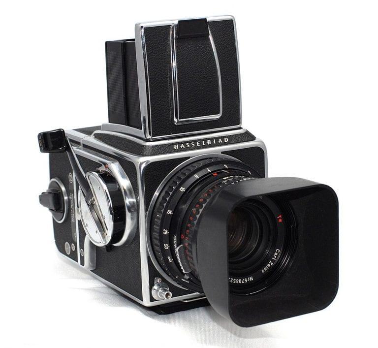 Hasselblad 500 C / M avec objectif Zeiss