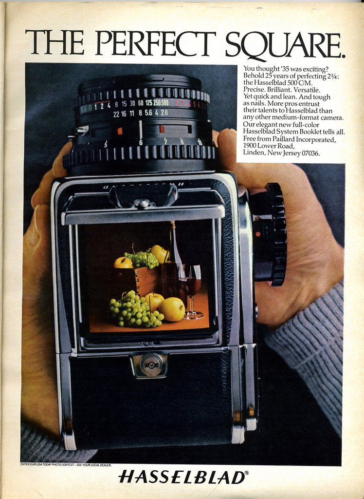 Folleto del sistema Hasselblad