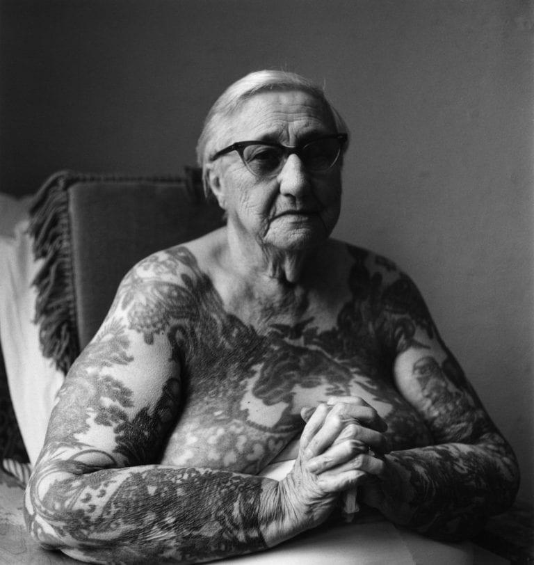 Bobbie Libarry, 1976 © Imogen Cunningham