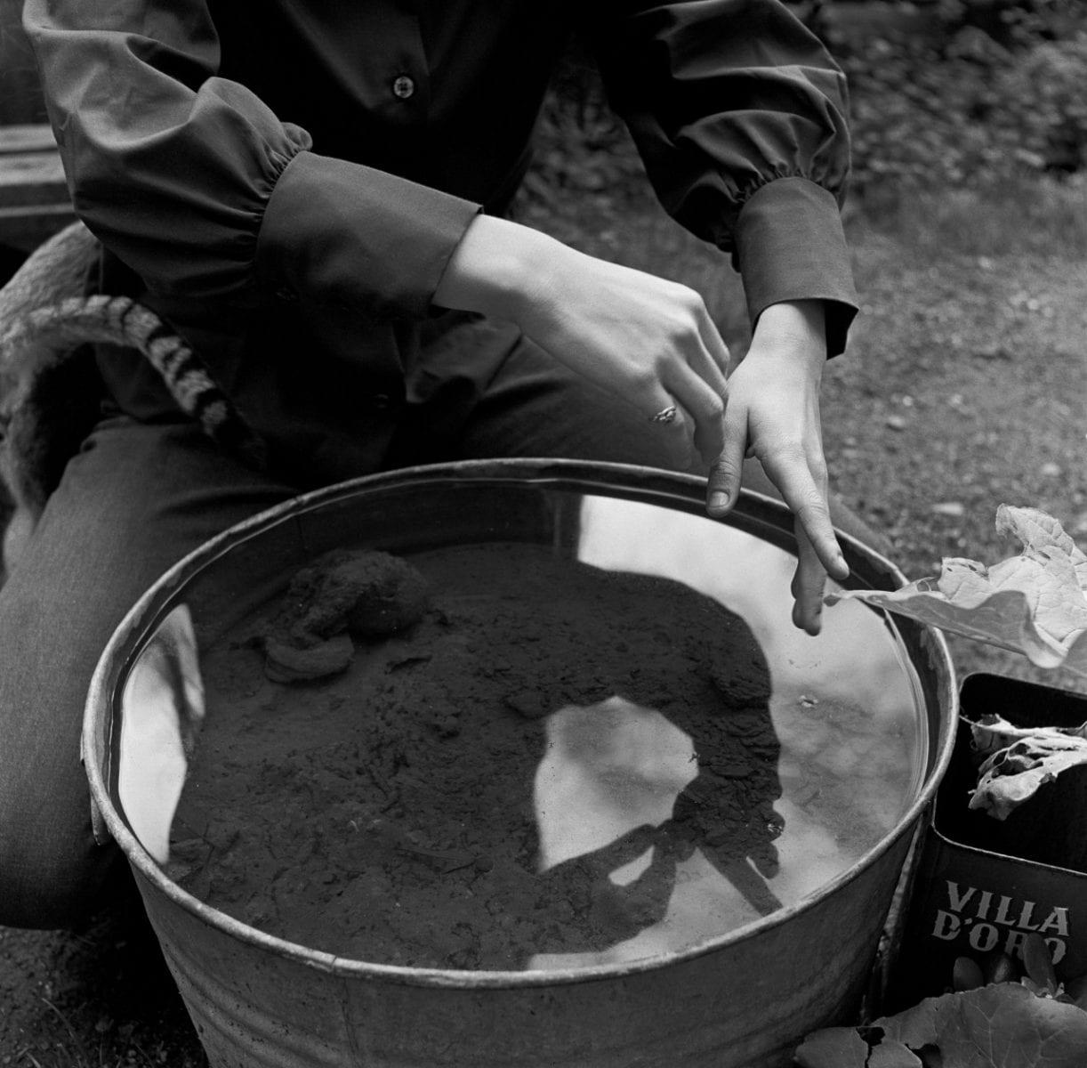 Aiko's hands, 1971 © Imogen Cunningham