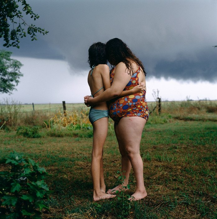 The Black Cloud, Buenos Aires, 2000 by photographer Alessandra Sanguinetti