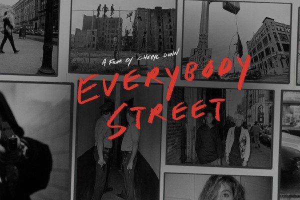 Everybody Street di Cheryl Dunn Cover