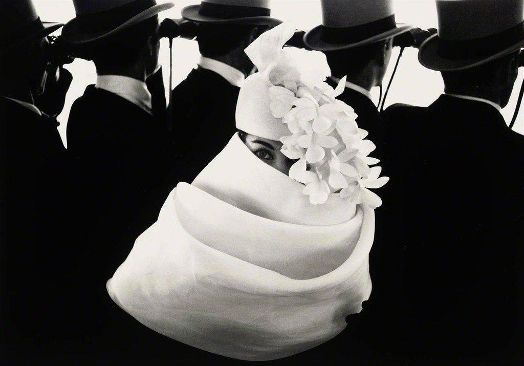 Photographie de mode Frank Horvat