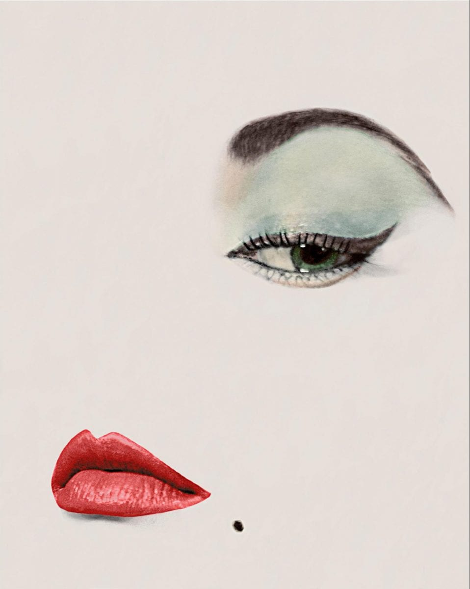 fashion photography Erwin Blumenfeld