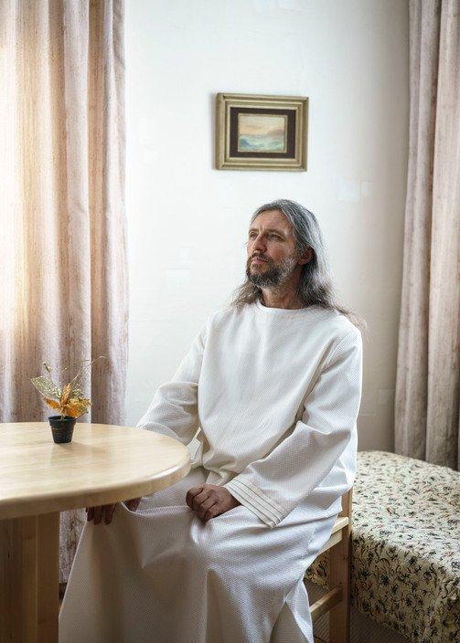 Vissarion, the Christ of Siberia, Krasnoyarsk Territory, Russia 2016