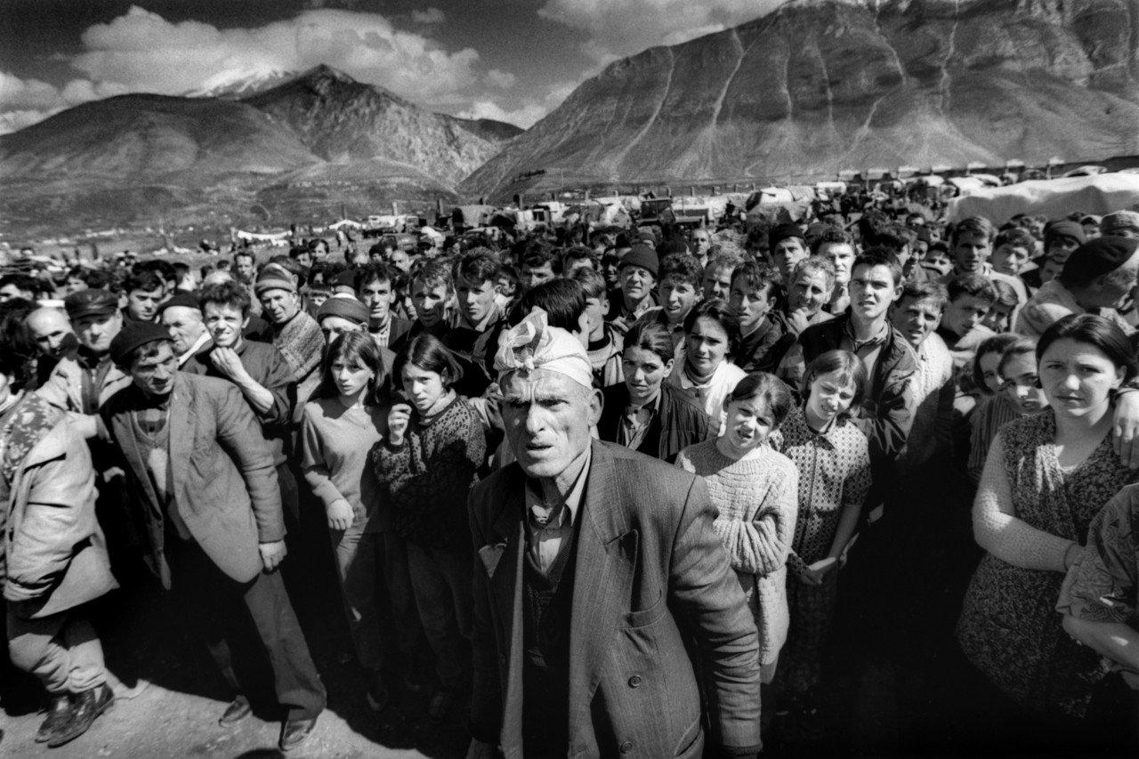 Migration Photography Kosovo, 1999 Cristina Garcia Rodero