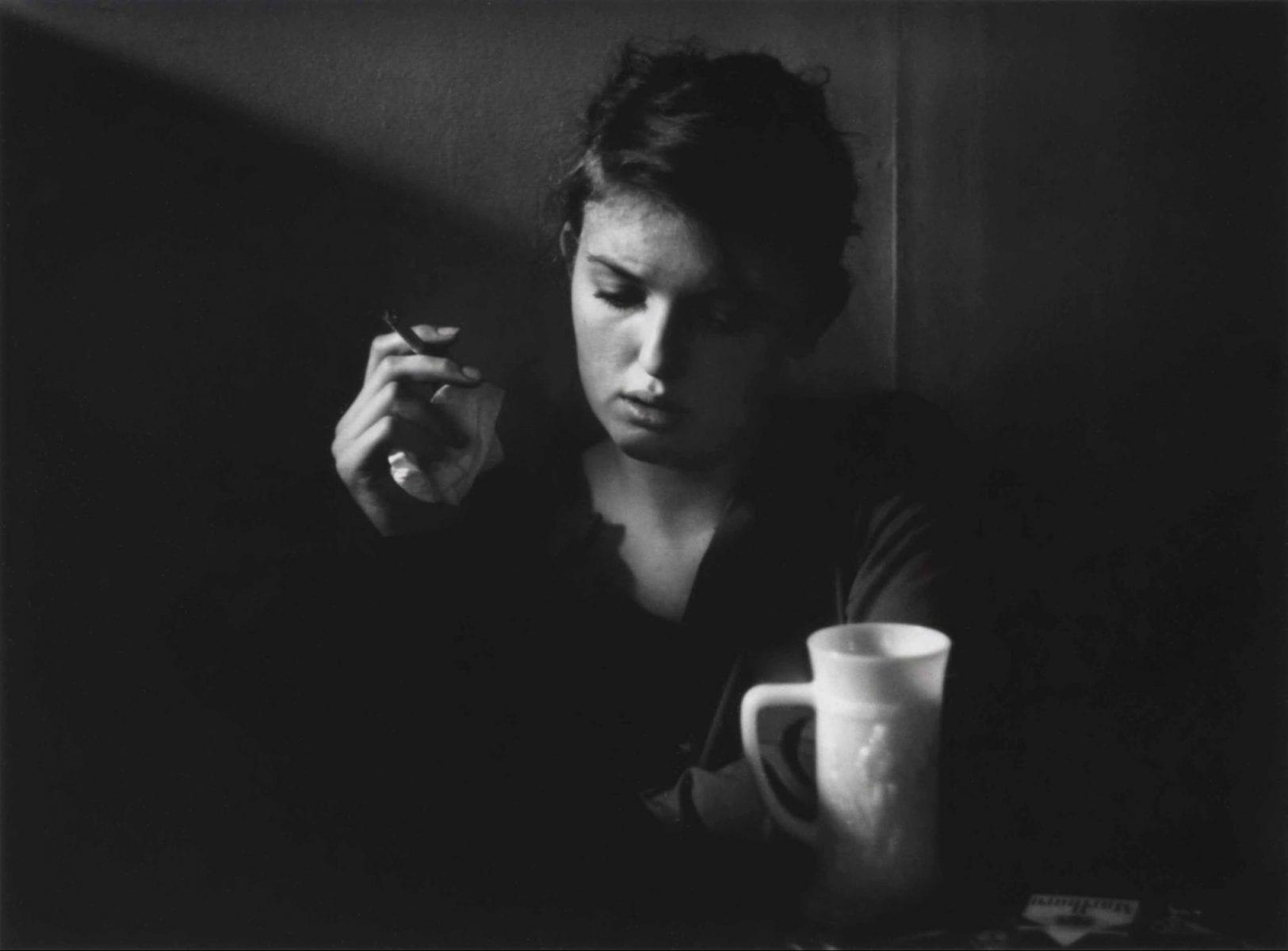 Jennine Pommy Vega, New York City, c. 1957 © Dave Heath