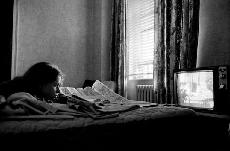 1979年,纽约市©Raymond Depardon