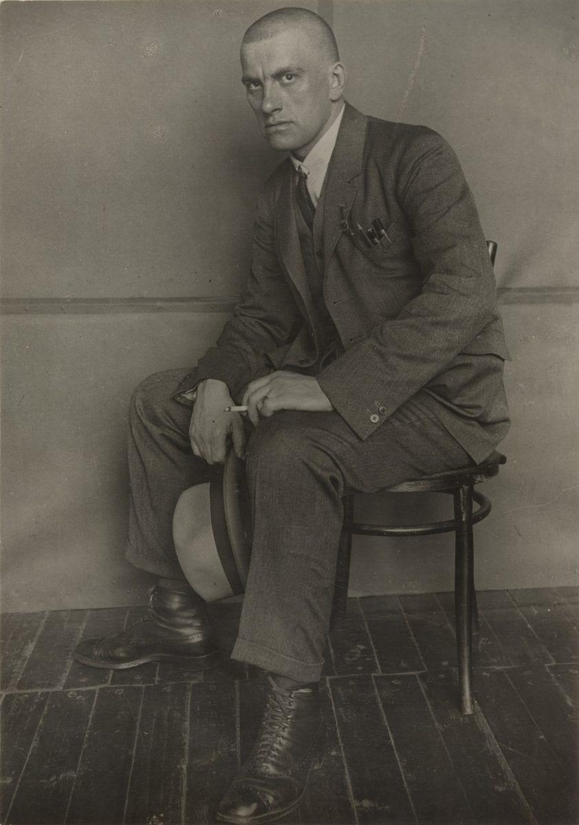 Russie Alexsander Rodchenko - Vladimir Mayakovsky, 1924