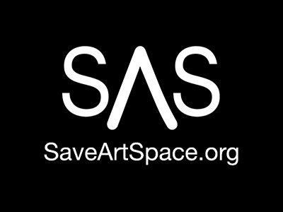 Save Art Space Logo