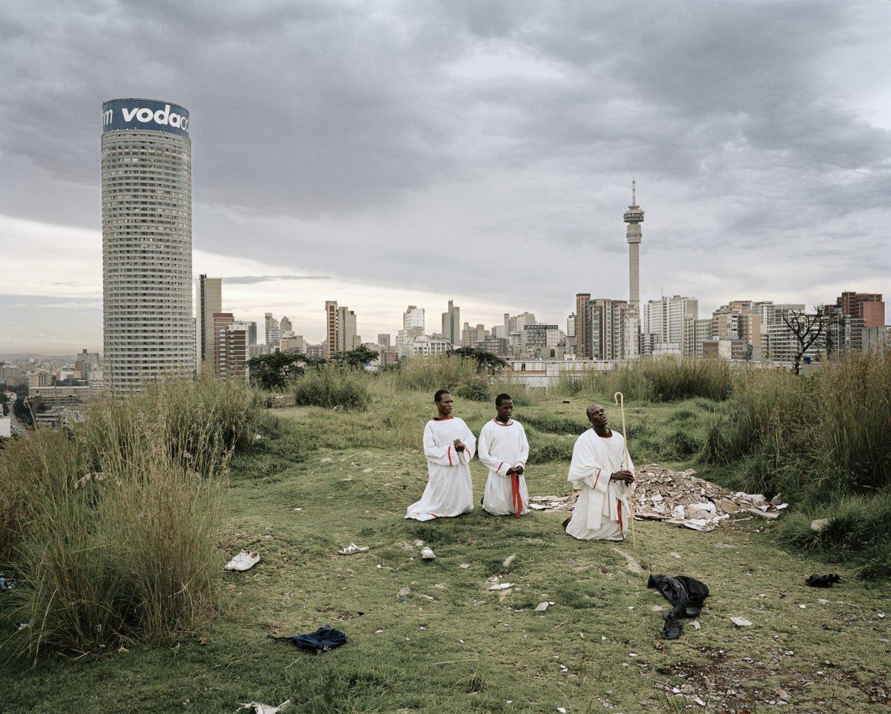 Mikhael Subotzky Ponte City, Johannesburg, 2008
