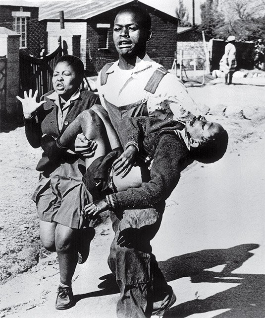 Sam Nzima The Soweto Uprising, 1976