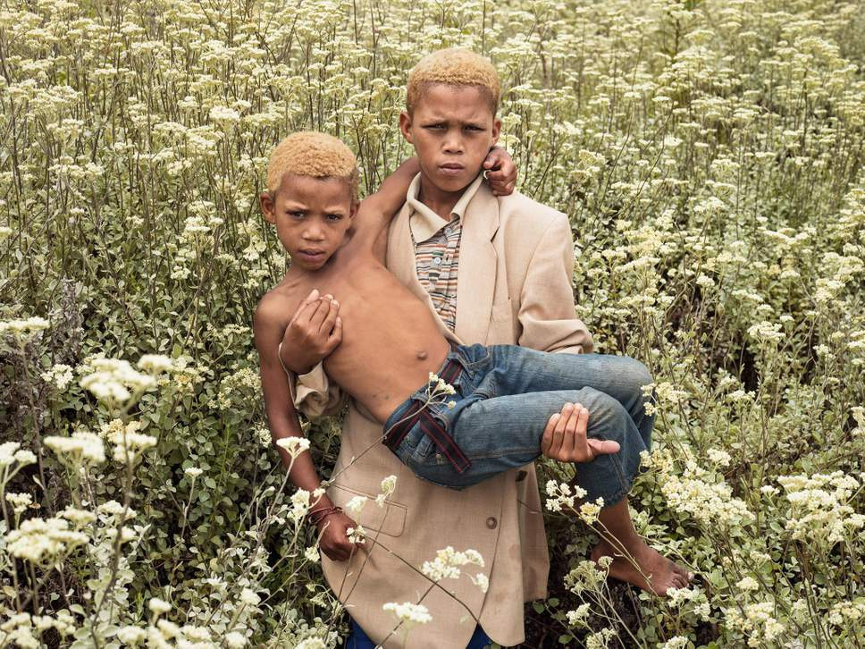 Pieter Hugo Portrait #16, South Africa, 2016
