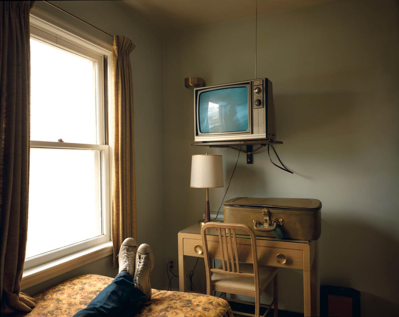 Room 125, Westbank Motel, Idaho Falls, Idaho, July 18, 1973