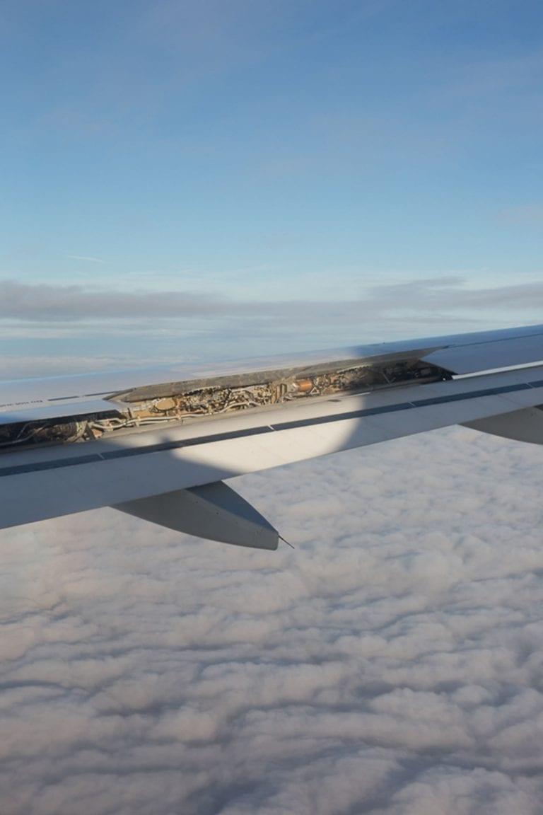 空中襟翼运动,2013年,沃尔夫冈·提尔曼斯(Wolfgang Tillmans)