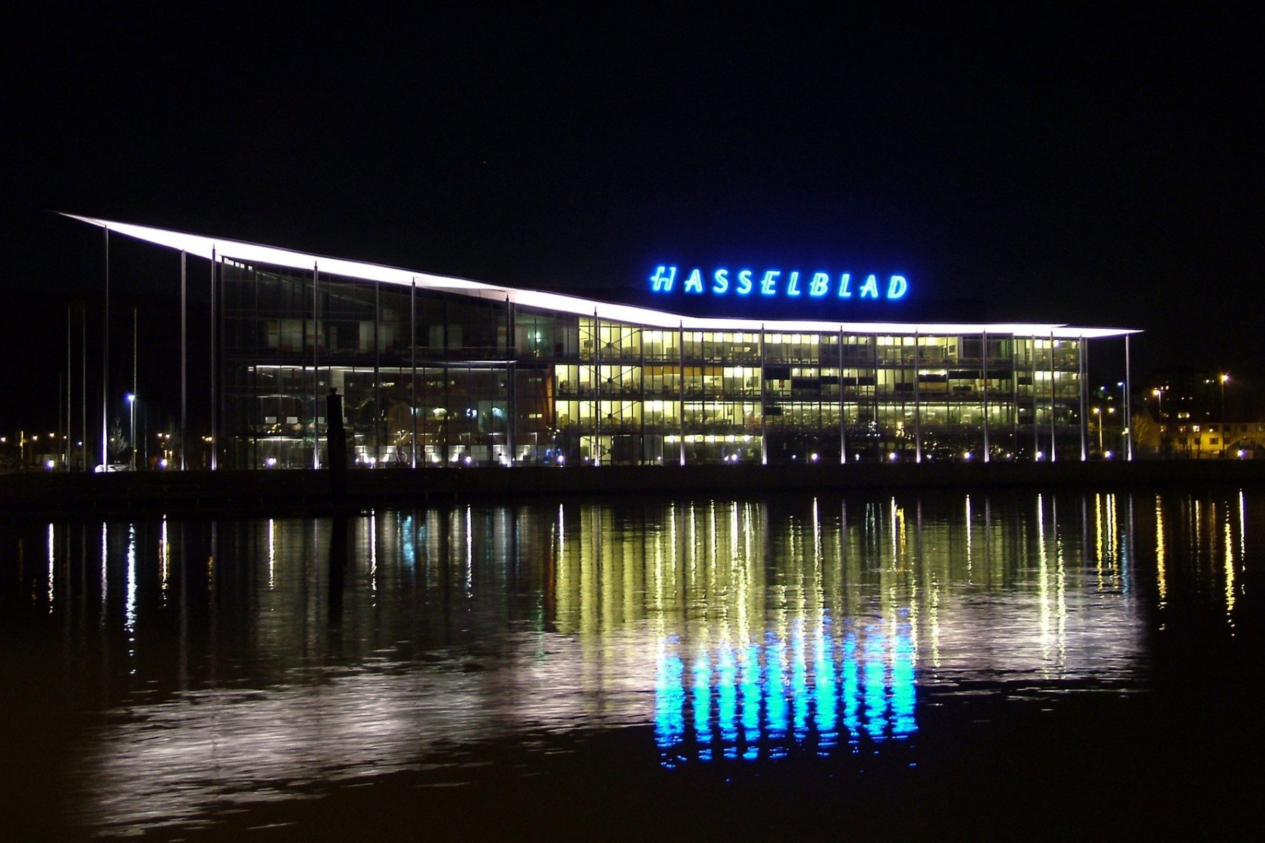Hasselblad headquarter