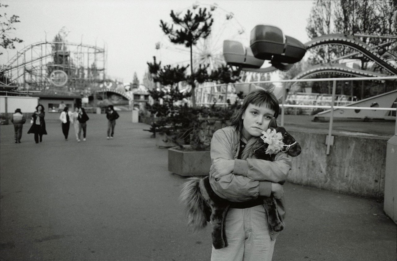 Tiny, from the series Streetwise, 1983 © Mary Ellen Mark Legendary Women in Photography