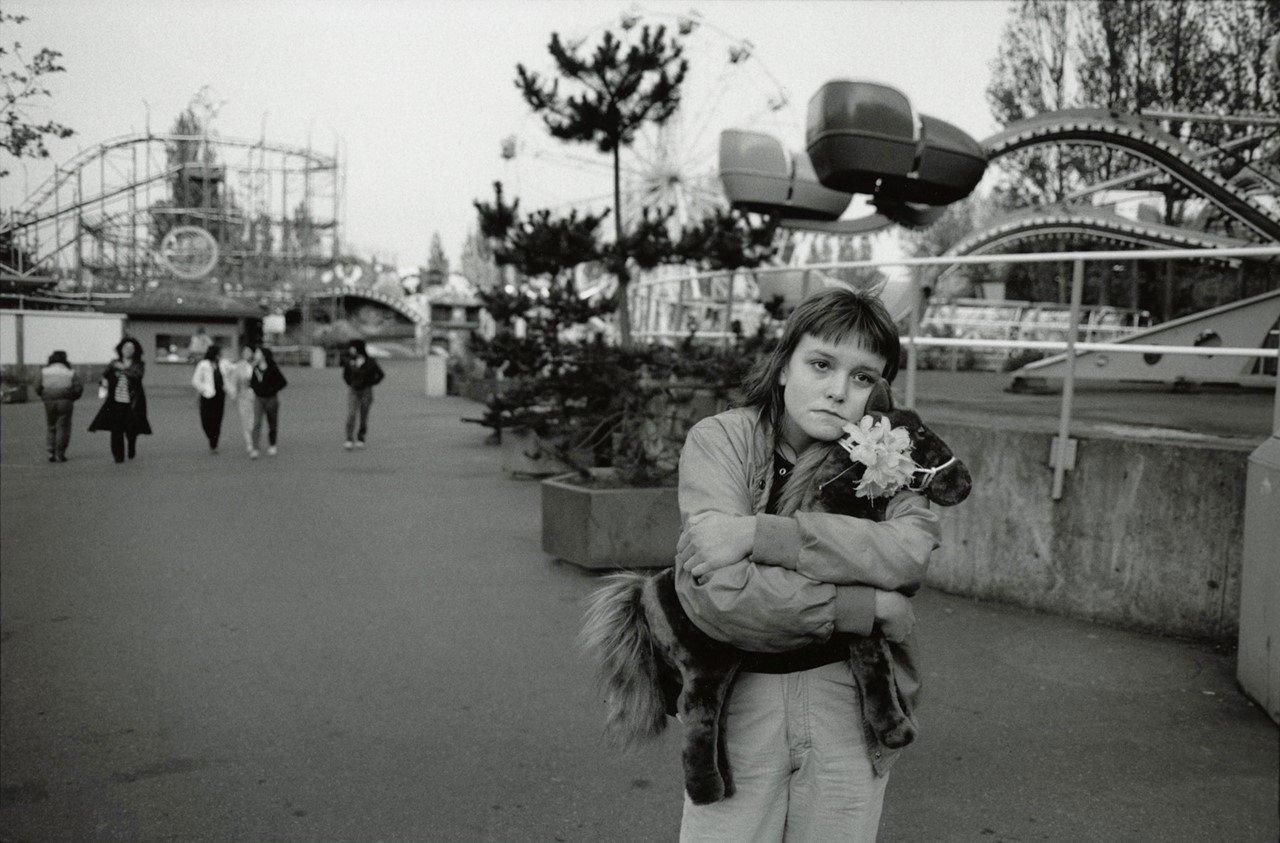 Tiny, de la serie Streetwise, 1983 © Mary Ellen Mark Mujeres legendarias en la fotografía