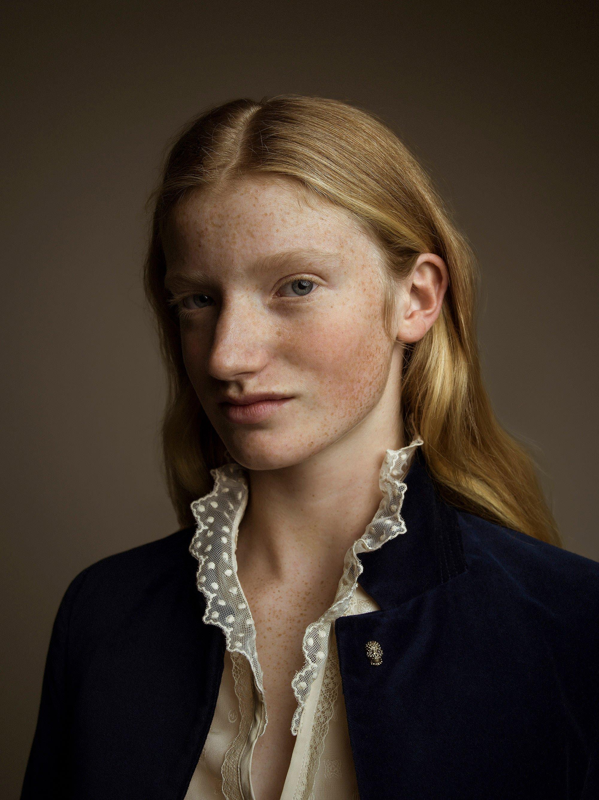Photographie de portrait par Maarten Schröder