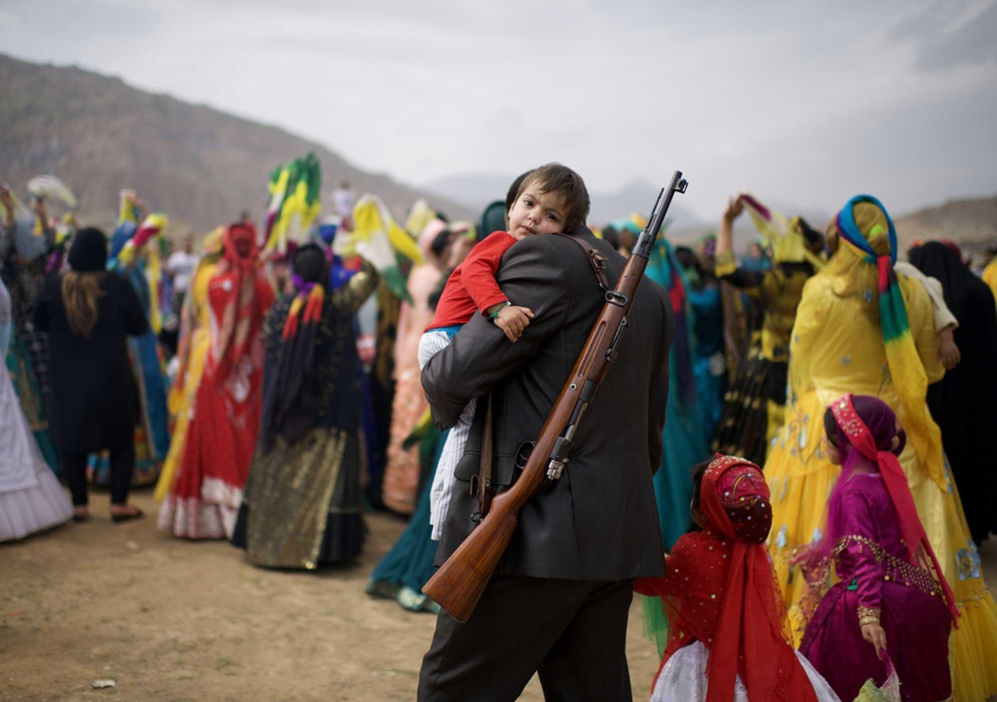 Fotografia documentaria in Iran di Cepoi Aurel