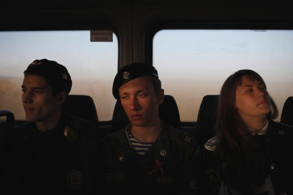 Students from the General Ermolov Cadet School Stavropol Russia documentary photography by Eduard Korniyenko