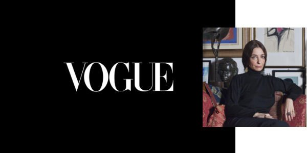 Judge Alessia Glaviano Profile Picture Vogue Logo