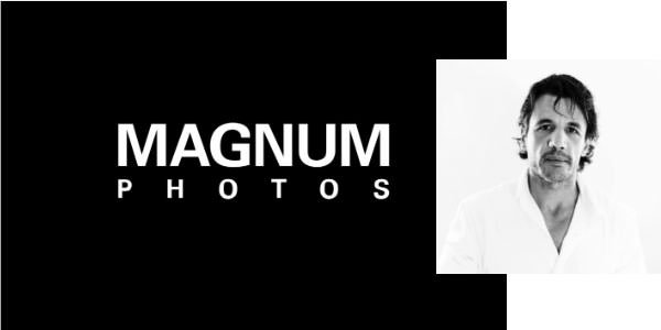 Judge Jérôme Sessini Profile Picture Magnum Logo