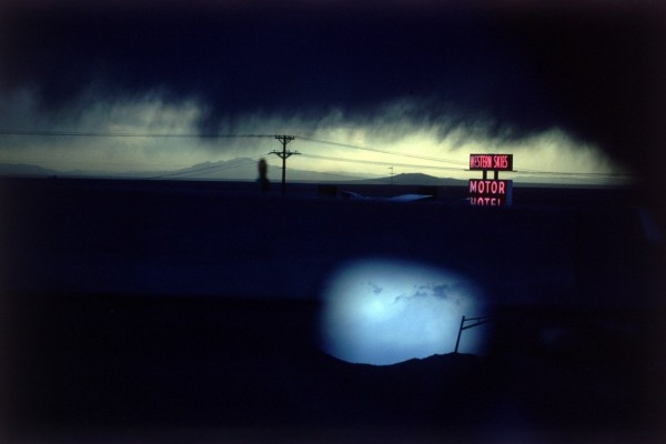 Western Skies Motel Ernst Haas Photography