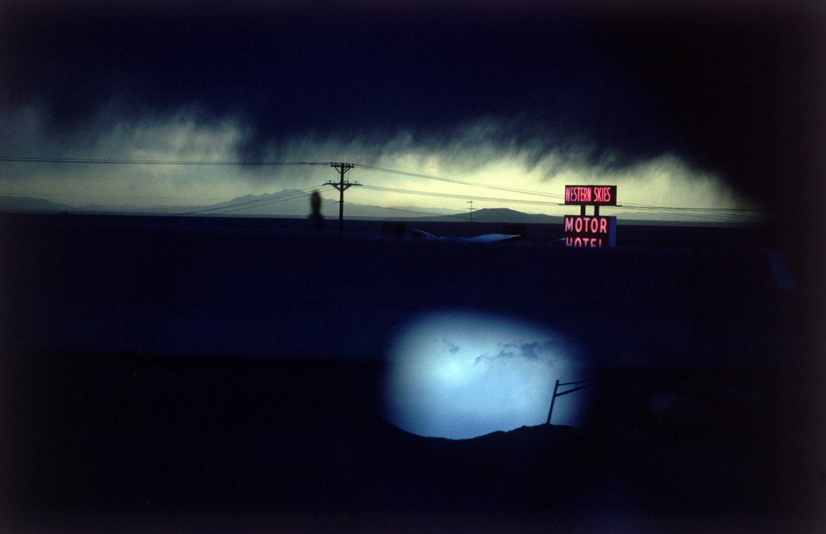 Western Skies Motel Ernst Haas Photography