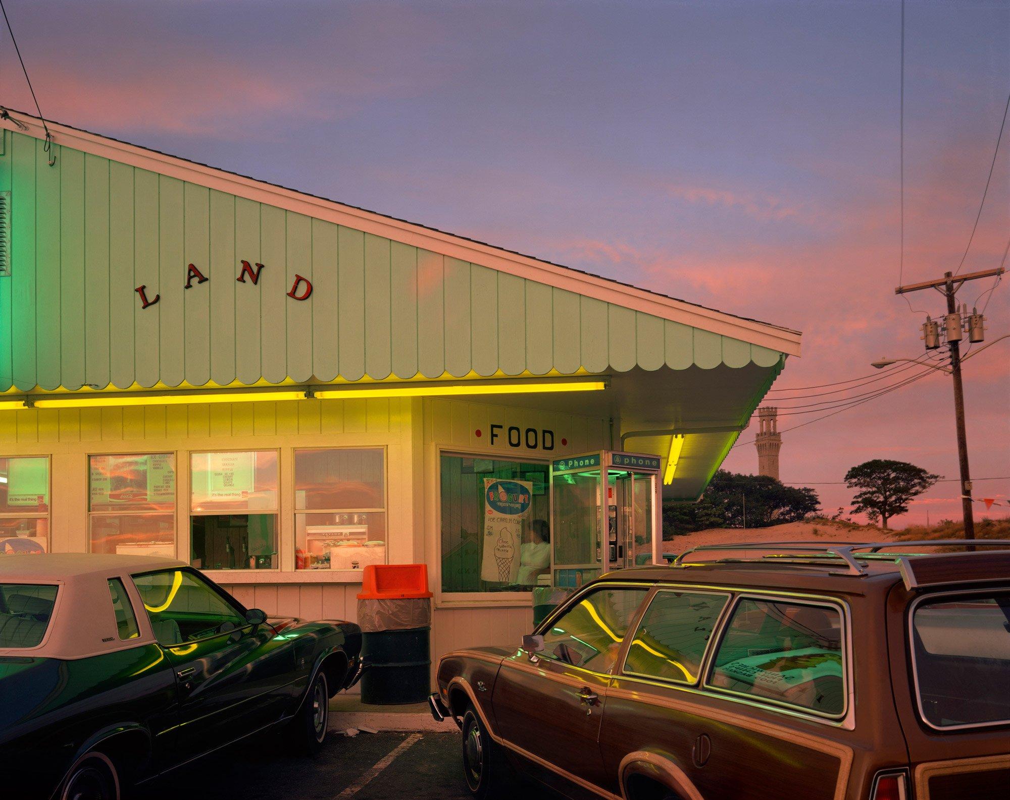 Provincetown, USA, 1976-77 di Joel Meyerowitz