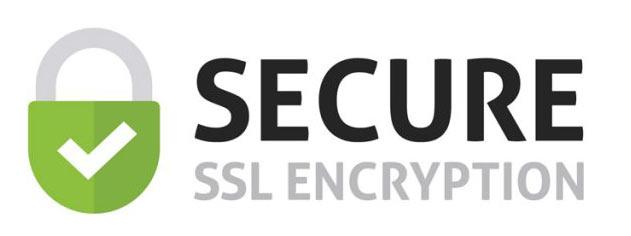 SSL-Verschlüsselungslogo