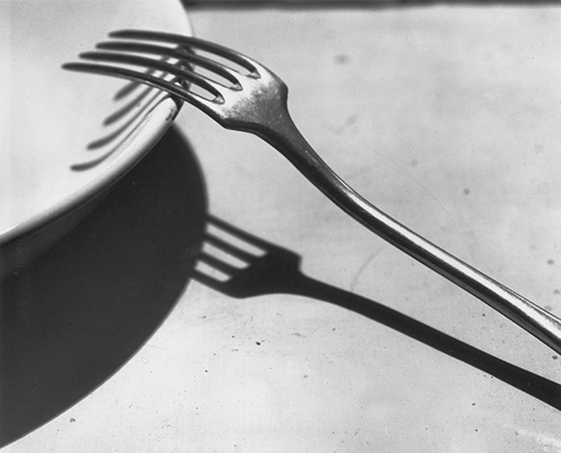 The Fork, 1928 © Andre Kertesz