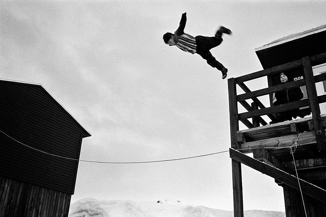 Untitled #8, Tiniteqilaaq, Greenland, 1999-2002 © Jacob Aue Sobol