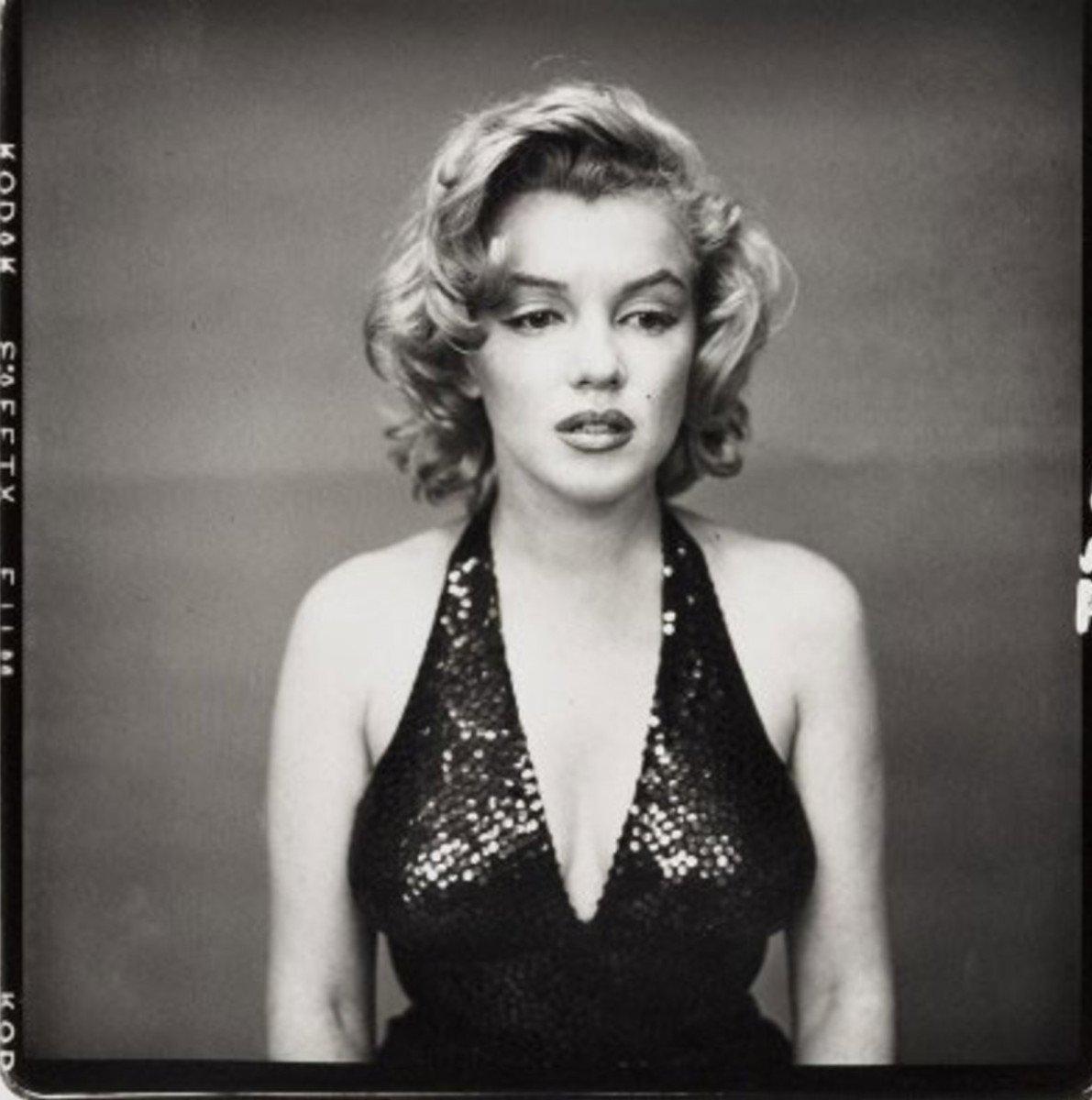 Marilyn Monroe, New York, May 6, 1957 © Richard Avedon