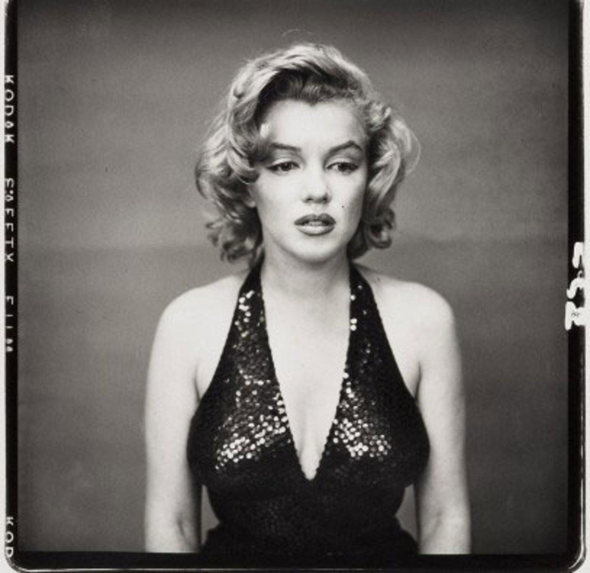 Marilyn Monroe, New York, 6. Mai 1957 © Richard Avedon
