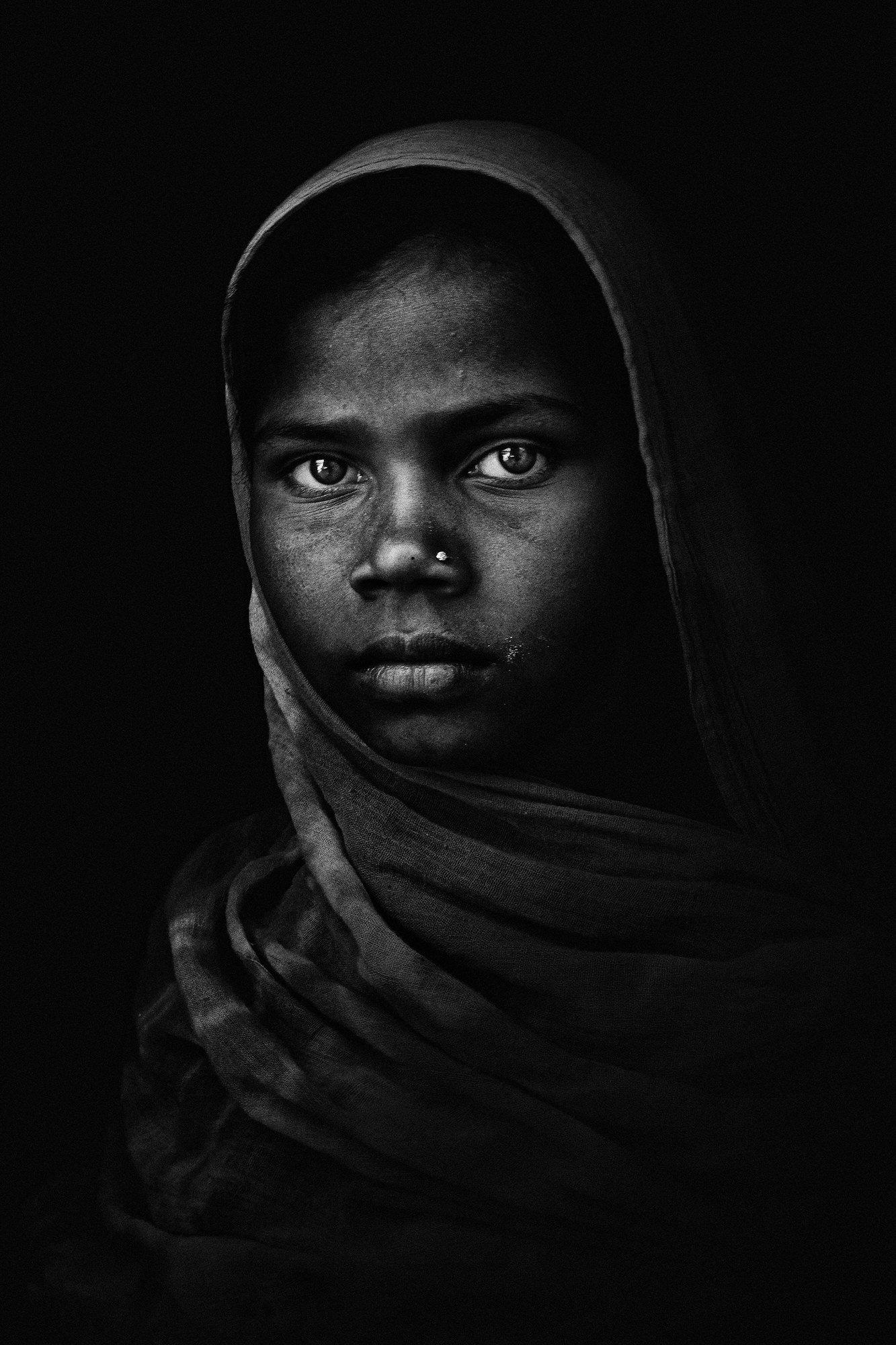 Donell Gumiran的黑白摄影